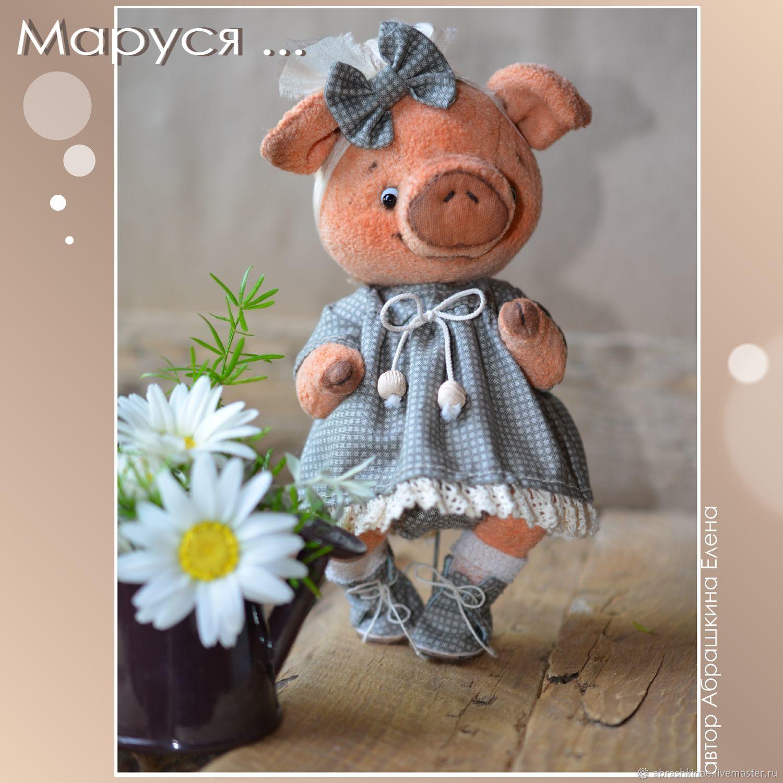 Маруся, Мягкие игрушки, Щелково,  Фото №1