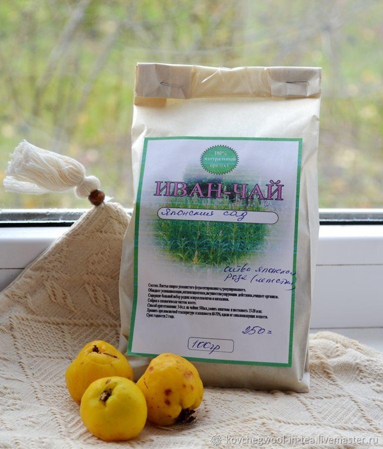 Иван-чай(фруктовый) Японский сад 100гр, Травы, Торжок,  Фото №1