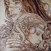 """Картины и панно ручной работы. Ярмарка Мастеров - ручная работа Картина """"Навсегда"""". Handmade."""