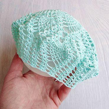 Clothing handmade. Livemaster - original item Summer, openwork takes for girls 1-2 years.. Handmade.