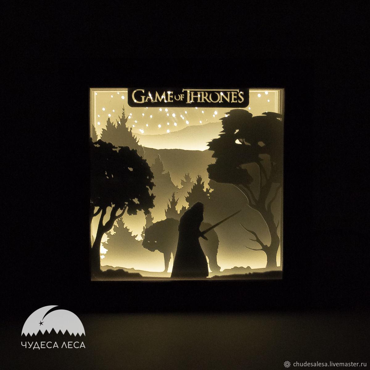 'Game of thrones' Swordsman', Nightlights, Lipetsk,  Фото №1