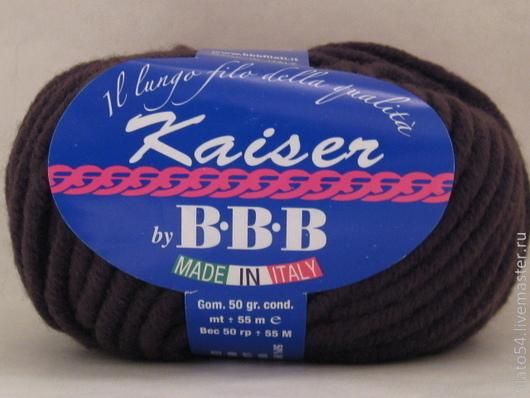 Вязание ручной работы. Ярмарка Мастеров - ручная работа. Купить Kaiser, BBB, Italy. Handmade. Меринос, мериносовая шерсть