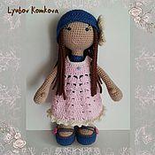Куклы и игрушки ручной работы. Ярмарка Мастеров - ручная работа Куколка Лили. Handmade.