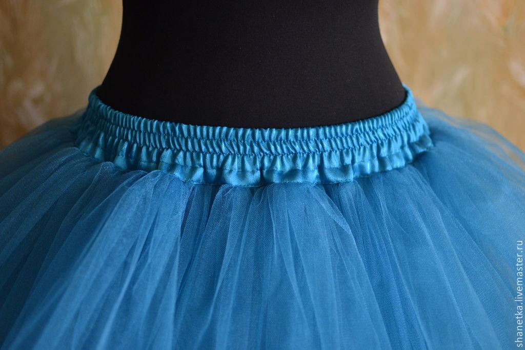 Сшить юбку из фатина своими руками мастер класс разные модели 39