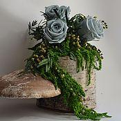 """Цветы и флористика ручной работы. Ярмарка Мастеров - ручная работа Не старый Пень """" В самом соку"""". Handmade."""