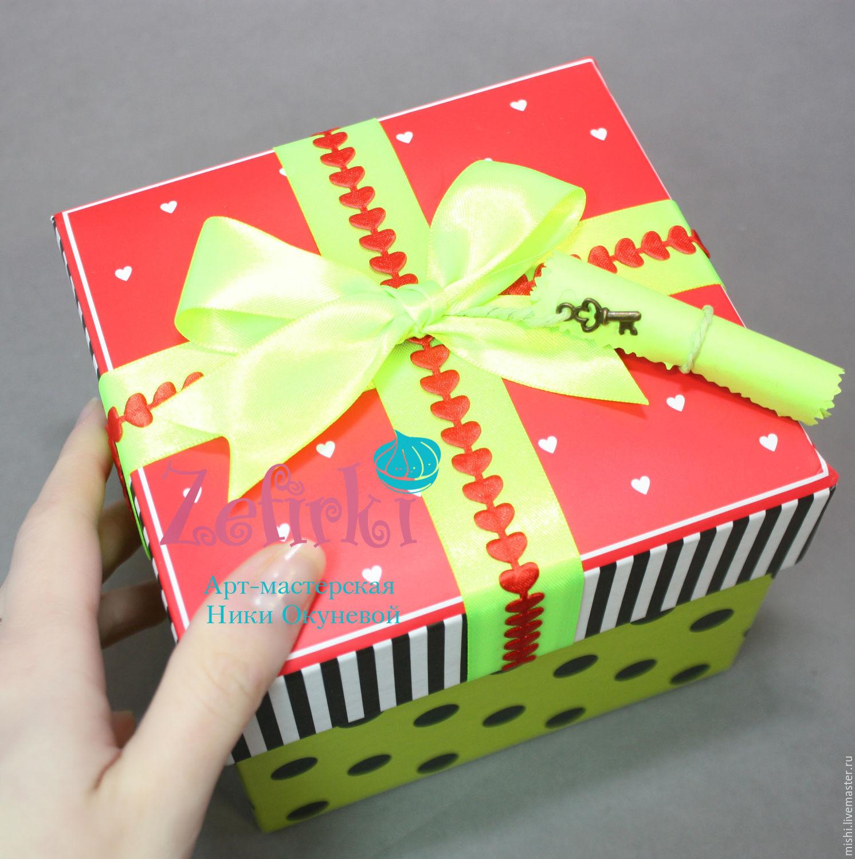 Заказать подарок