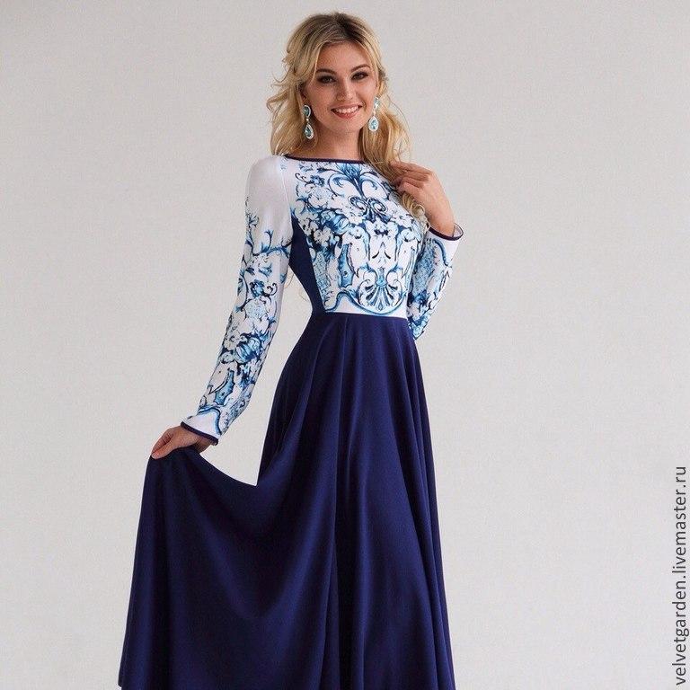 cad5d15879e Нарядное платье Торжество. Velvet Garden. Интернет-магазин Ярмарка Мастеров
