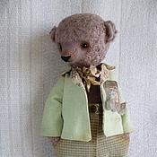 Куклы и игрушки ручной работы. Ярмарка Мастеров - ручная работа Мишка Максимилиан. Handmade.
