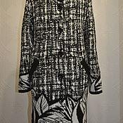 Пальто ручной работы. Ярмарка Мастеров - ручная работа Вязаное пальто. Handmade.