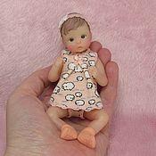 Куклы и пупсы ручной работы. Ярмарка Мастеров - ручная работа Ариша ( силиконовая кукла). Handmade.