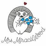 Mrs. MiracleWood - Ярмарка Мастеров - ручная работа, handmade