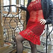 """Одежда ручной работы. Ярмарка Мастеров - ручная работа платье """"Кармен"""". Handmade."""