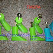 Инструменты для кукол и игрушек ручной работы. Ярмарка Мастеров - ручная работа Колодки обувные для Паолы Рейна. Handmade.