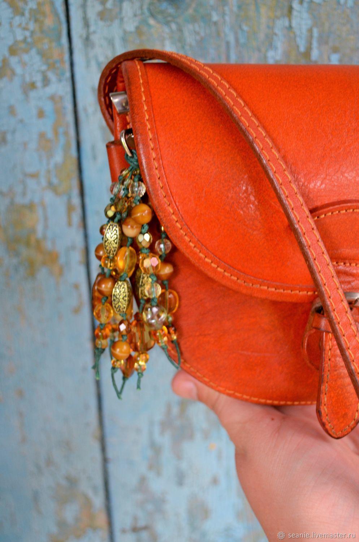 "Брелок на сумку "" Золотистый"", Брелок, Краснодар,  Фото №1"