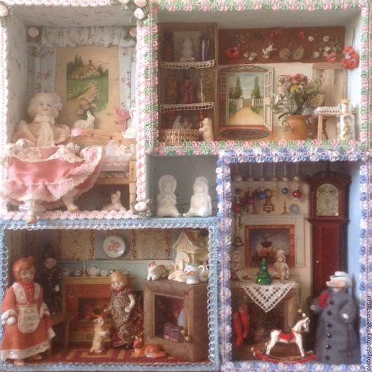 Фотография 1. Куколка в розовом платье продана. Лошадка тоже продана.