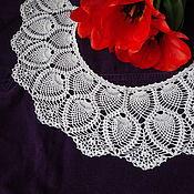 Аксессуары handmade. Livemaster - original item Lace collar No. №10. Handmade.