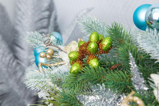 Интерьерные композиции ручной работы. Ярмарка Мастеров - ручная работа. Купить новогоднее оформление. Handmade. Комбинированный, украшение, подарки, декор