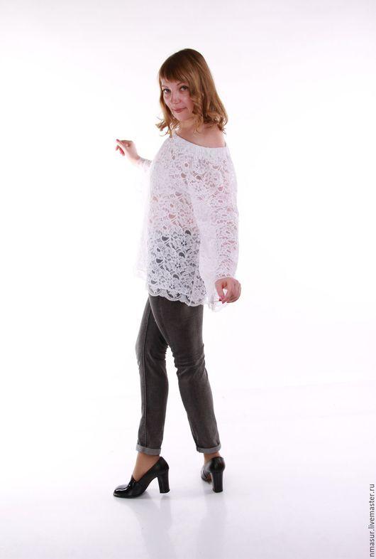 Расклешенная блузка в новосибирске