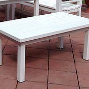 Для дома и интерьера handmade. Livemaster - original item table garden. Handmade.