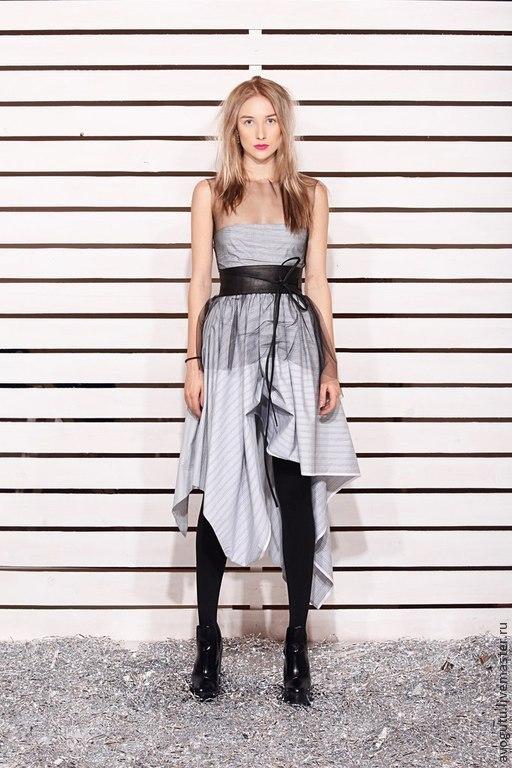 Платья ручной работы. Ярмарка Мастеров - ручная работа. Купить платье. Handmade. Белый, платье летнее, платье для выпускного