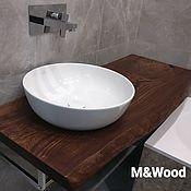 Для дома и интерьера handmade. Livemaster - original item Countertop for bathroom. Handmade.