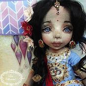 Куклы и пупсы ручной работы. Ярмарка Мастеров - ручная работа Лакшмани. Текстильная кукла. Handmade.