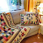 Для дома и интерьера handmade. Livemaster - original item pillow. Pillow for bedspread
