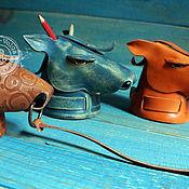 Канцелярские товары handmade. Livemaster - original item Pencil box: