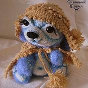 Куклы и игрушки ручной работы. Ярмарка Мастеров - ручная работа мишутка Инга. Handmade.