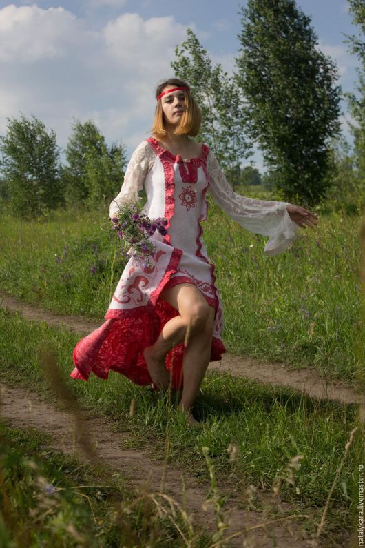 """Платья ручной работы. Ярмарка Мастеров - ручная работа. Купить Валяное свадебное платье """"Жар-птица"""".. Handmade. Свадебное платье"""