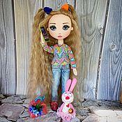 Куклы и игрушки ручной работы. Ярмарка Мастеров - ручная работа Текстильная кукла Светлана. Handmade.