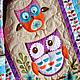 """Пледы и одеяла ручной работы. Ярмарка Мастеров - ручная работа. Купить Детское лоскутное одеяло (покрывало) """"Мамина радость"""". Handmade."""
