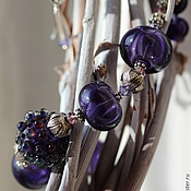 Украшения handmade. Livemaster - original item Necklace Exotic berry. Handmade.