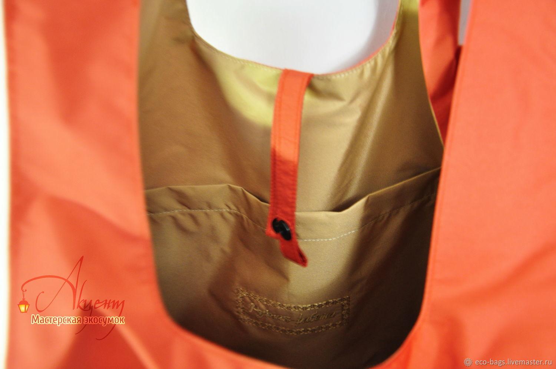 """Двойная сумка для покупок """"Сердце города""""-2"""