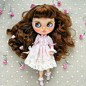 Куклы и игрушки handmade. Livemaster - original item Blythe doll Custom Blythe Doll OOAK (TBL)
