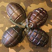 Косметика ручной работы handmade. Livemaster - original item Combat soap