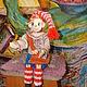 Сказочные персонажи ручной работы. Буратино-самая лучшая кукла. каморка ПАПЫ КАРЛО  Е. Строгановой. Ярмарка Мастеров.