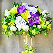 Цветы и флористика ручной работы. Ярмарка Мастеров - ручная работа Топиарий ручной работы, деревце счастья. Handmade.