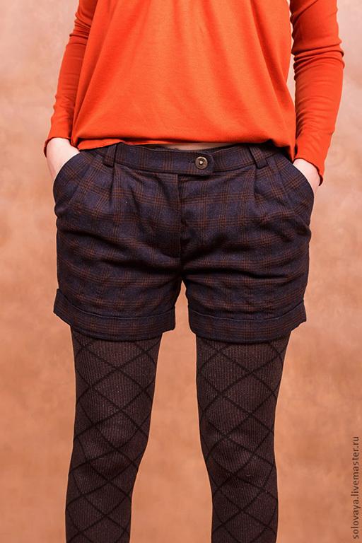 Где в москве купить женские брюки в клетку
