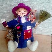 Куклы и игрушки ручной работы. Ярмарка Мастеров - ручная работа Закадычные друзья. Handmade.