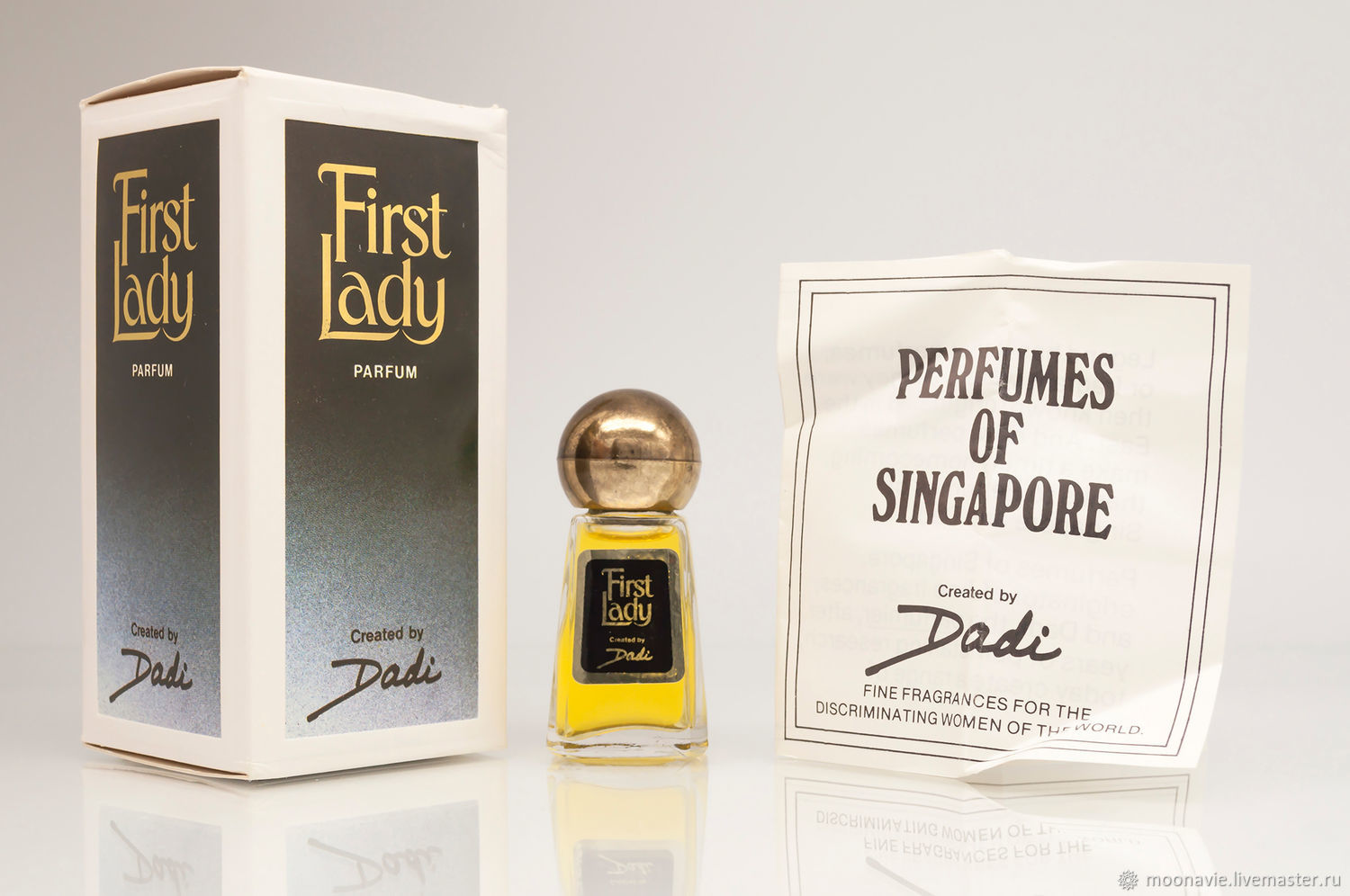 FIRST LADY (DADI) perfume 7 ml VINTAGE, Vintage perfume, St. Petersburg,  Фото №1