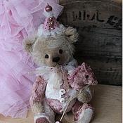 Куклы и игрушки ручной работы. Ярмарка Мастеров - ручная работа мишка Клоун с лошадкой (в  вариациях). Handmade.