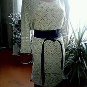 Одежда ручной работы. Ярмарка Мастеров - ручная работа Платье - туника. Handmade.