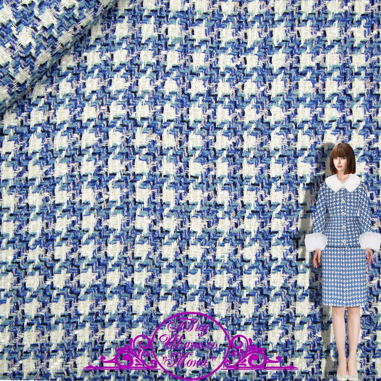 """Твид Chanel """"Мона"""" итальянские ткани, Fabric, Sochi,  Фото №1"""