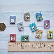 Материалы для кукол и игрушек ручной работы. Ярмарка Мастеров - ручная работа РР Книжка-муляж. Handmade.