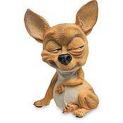 Материалы для творчества handmade. Livemaster - original item Chihuahua silicone mold (3D). Handmade.