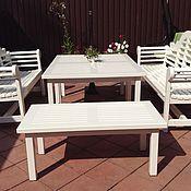 Для дома и интерьера handmade. Livemaster - original item Garden furniture. Handmade.