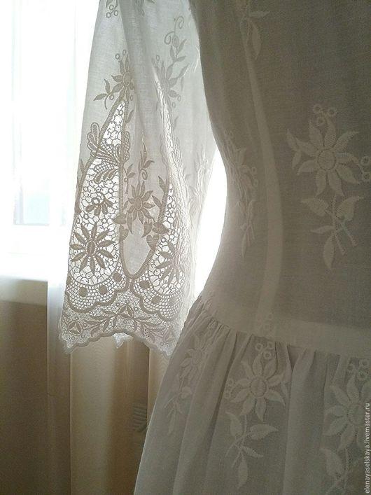 """Платья ручной работы. Ярмарка Мастеров - ручная работа. Купить Платье """" Жасмин-2"""". Handmade. Белый, романтический стиль"""