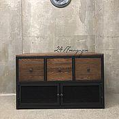Для дома и интерьера handmade. Livemaster - original item Chest of drawers FANTOMAS. Handmade.