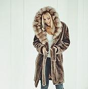Одежда handmade. Livemaster - original item Beaver fur coat. Handmade.